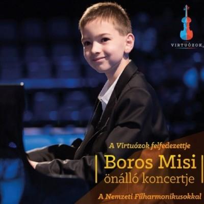 Boros Misi - Boros Misi önálló koncertje - 2 CD