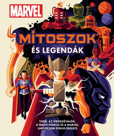 - Marvel - Mítoszok és legendák