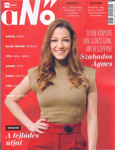 Hidas Judit  (Szerk.) - Szörnyi Krisztina  (Szerk.) - HVG Extra Magazin - A Nő 2021/01