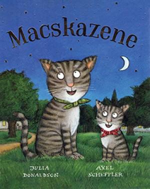 Julia Donaldson - Macskazene