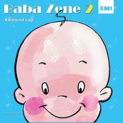 Raimond Lap - Baba Zene 2 - CD