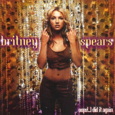 Britney Spears - Oops!... I Did It Again - CD