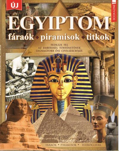 Iván Katalin  (Szerk.) - Füles bookazine: Egyiptom