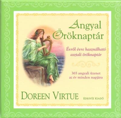 Doreen Virtue - Angyal öröknaptár