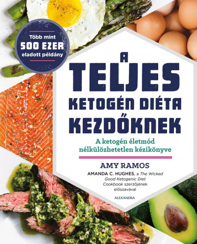 Amy Ramos - A teljes ketogén diéta kezdőknek