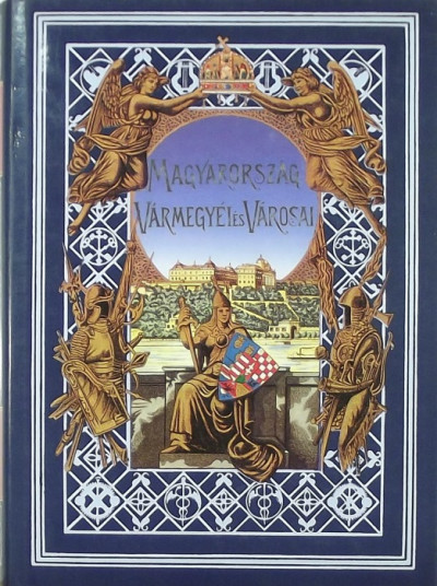 Dr. Borovszky Samu - Vas vármegye