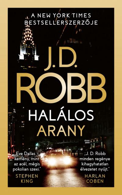 J.D. Robb - Halálos arany
