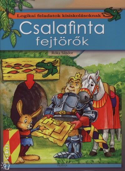 Róka Sándor - Csalafinta fejtörők