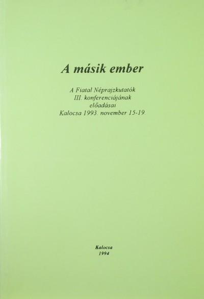 Romsics Imre  (Szerk.) - A másik ember