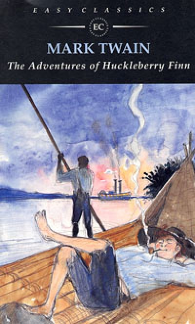 Mark Twain - The Adventures of Huckleberry Finn