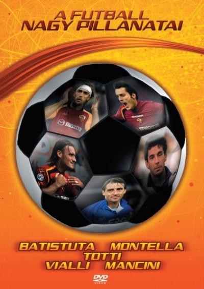 - A futball nagy pillanatai 2. - DVD
