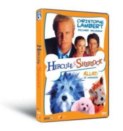 - Hercule és Sherlock - DVD