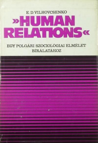 - Human Relations