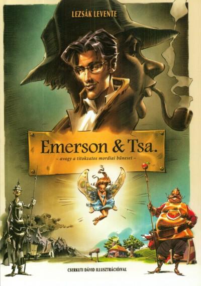 Lezsák Levente - Emerson & Tsa