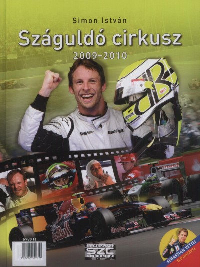 Simon István - Száguldó cirkusz 2009-2010