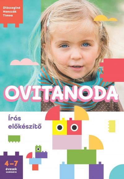Diószeginé Nanszák Tímea - Ovitanoda - Írás előkészítő