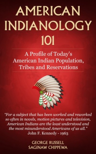 Russell George - American Indianology 101