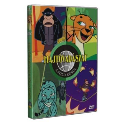 - Hajtóvadászat a föld körül - DVD