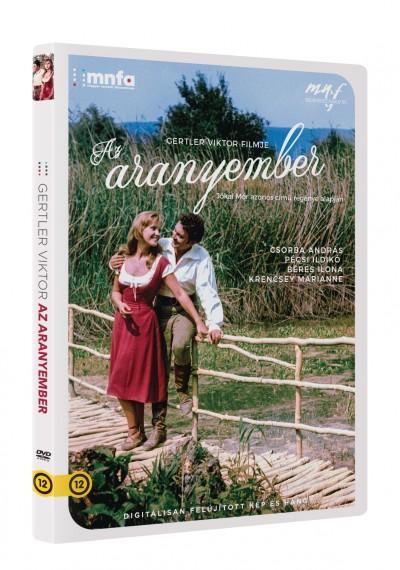 Gertler Viktor - Az aranyember - DVD