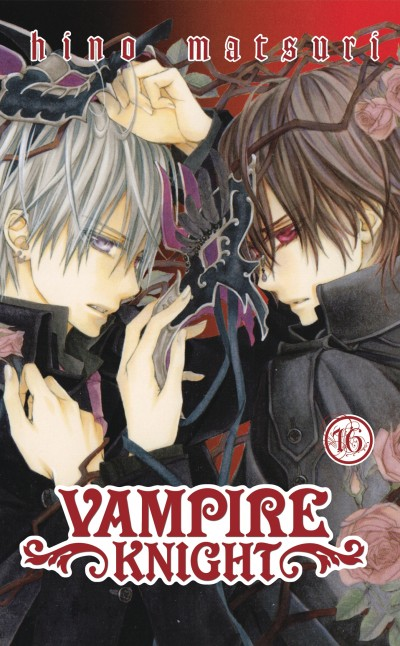 Matsuri Hino - Vampire Knight 16.