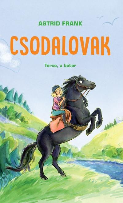 Astrid Frank - Csodalovak