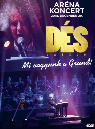 Dés László - Mi vagyunk a grund - DVD