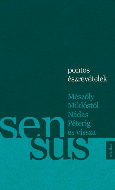 Bagi Zsolt  (Szerk.) - Pontos észrevételek