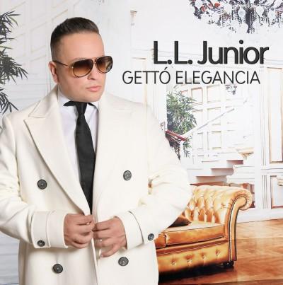 L.L. Junior - Gettó elegancia - CD