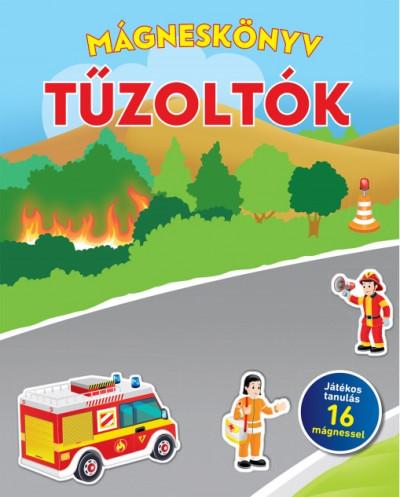 - Tűzoltók - Mágneskönyv