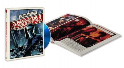 James Cameron - Terminátor 2. - Az ítélet napja - limitált, digibook - SC gyűjtemény 10. - Blu-ray