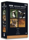 David Attenborough - BBC - Vadvilág sorozat I. díszdoboz - DVD