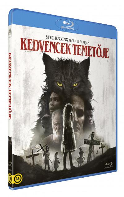 Kevin Kolsch - Dennis Widmyer - Kedvencek temetője (2019) - Blu-ray