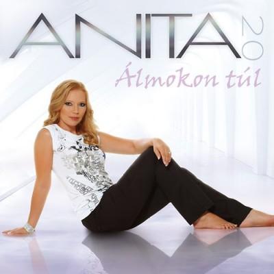 Anita - Álmokon túl - CD