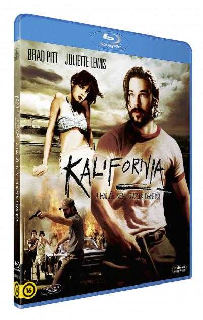 Dominic Sena - Kalifornia - A halál nem utazik egyedül - Blu-ray