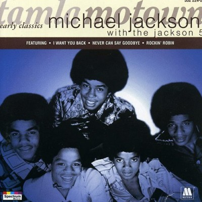 The Jackson 5 - Early Classics -CD