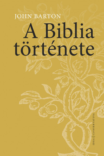 John Barton - A Biblia története