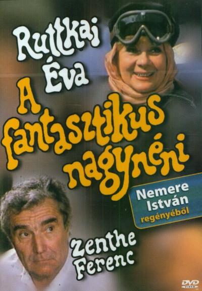 Katkics Ilona - A fantasztikus nagynéni (1986) - DVD