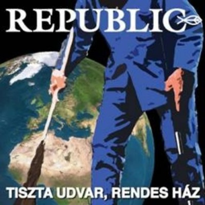 Republic - Tiszta udvar, rendes ház - CD