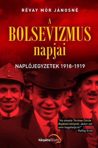 Révay Mór Jánosné - A bolsevizmus napjai