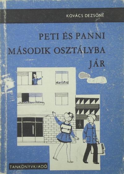 Kovács Dezsőné - Peti és Panni második osztályba jár