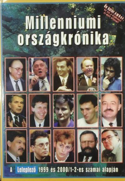 Tőke Péter  (Szerk.) - Millenniumi országkrónika