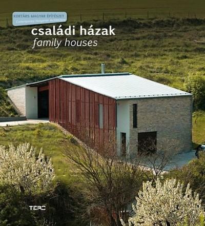Lévai-Kanyó Judit  (Szerk.) - Családi házak - Family houses