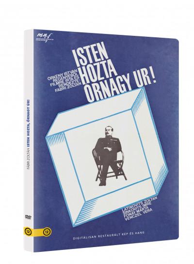 Örkény István - Fábri Zoltán - Isten hozta, őrnagy úr! - DVD