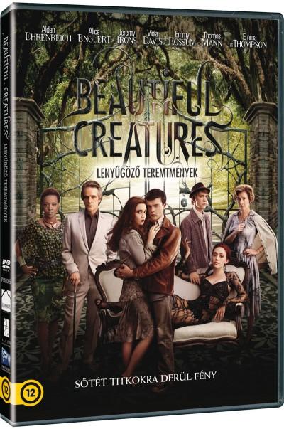 Richard Lagravenese - Beautiful Creatures - Lenyűgöző teremtmények - DVD
