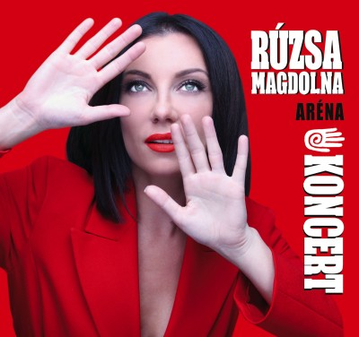 Rúzsa Magdolna - Aréna koncert - CD+DVD