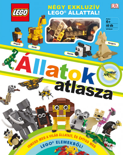 Rona Skene - LEGO Állatok atlasza
