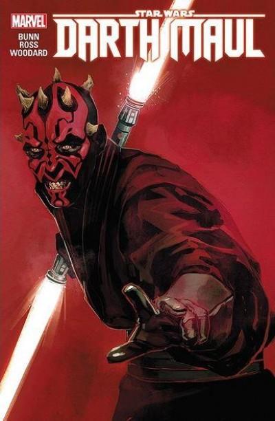 Cullen Bunn - Star Wars: Darth Maul - képregény