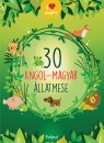 - 30 angol-magyar állatmese