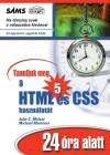 Julie C. Meloni - Michael Morrison - Tanuljuk meg a HTML5 �s CSS haszn�lat�t 24 �ra alatt