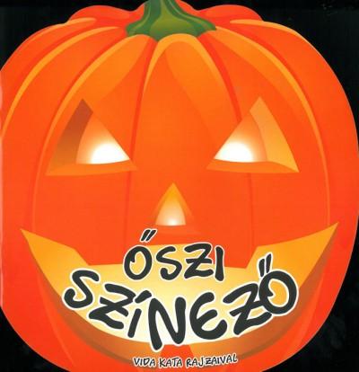 - Őszi színező - Halloween tök